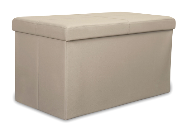 Ottoman Foldable Large Storage Box