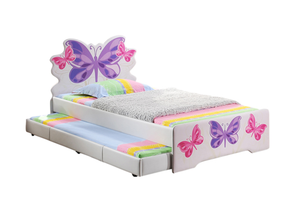 Childrens Butterfly Bed