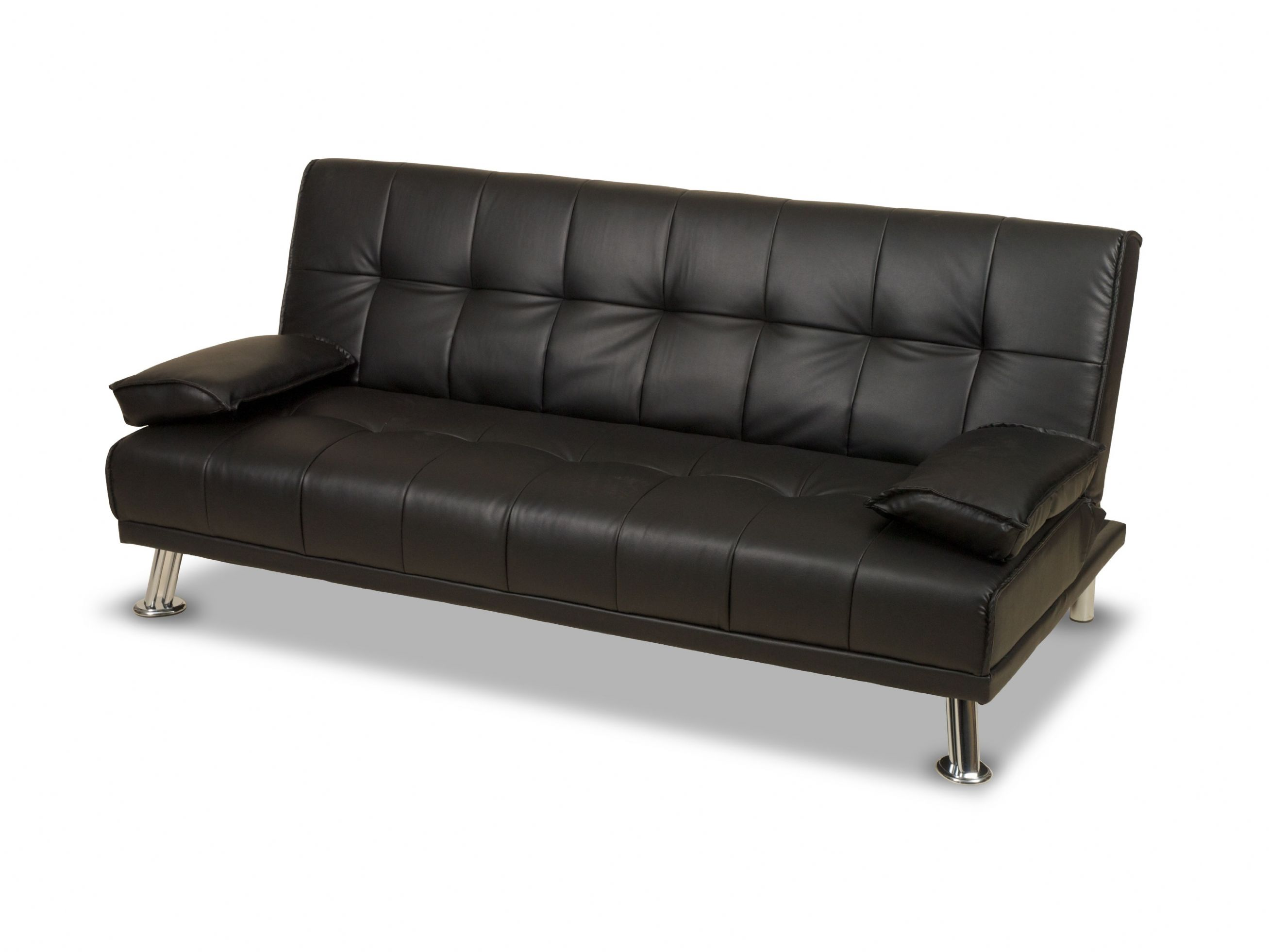 Venice Sofa Bed In Faux Leather