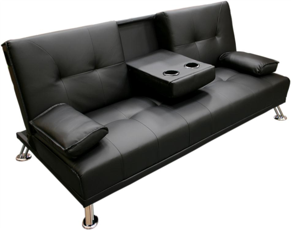 Cinema Cup Holder Sofa Bed