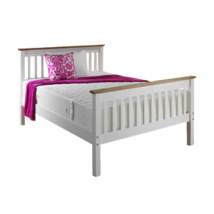 Devon Pine Wood Bed Frame
